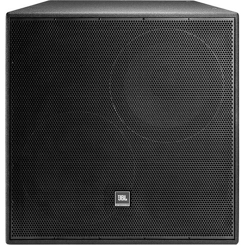 """JBL PD525S-WRX High-Output Dual 15"""" Low-Frequency Subwoofer"""