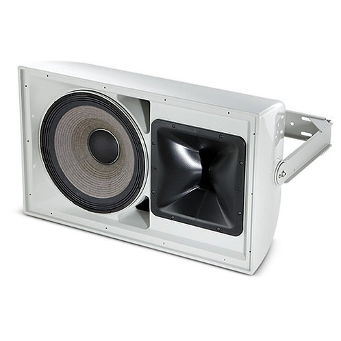 "JBL AW566-LS High Power 2-Way All Weather Loudspeaker with 1 x 15"" LF"