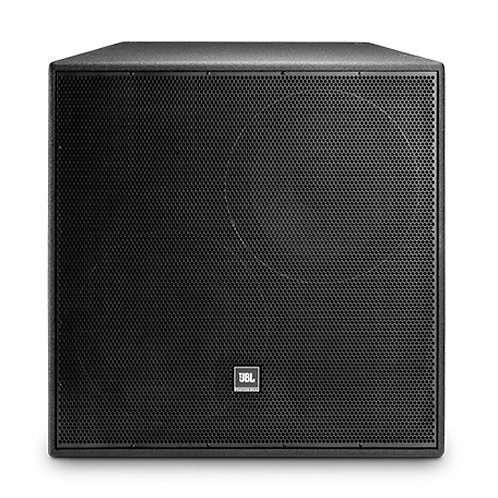 """JBL PD525S High Output, Dual 15"""" Low-Frequency Subwoofer Loudspeaker"""