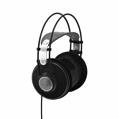 AKG High Performance Headphones , patented Varimotion technology