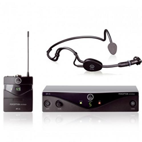 AKG Perception Wireless 45 Sports Set BD K Wireless System