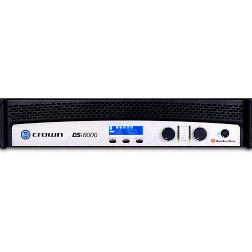 Crown DSi 6000 Two-channel, 2100W @ 4�� Power Amplifier