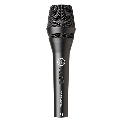 AKG Rugged performance microphone designed