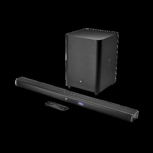 JBL Bar 3.1 3.1-Channel 4K Ultra HD Soundbar with Wireless Subwoofer