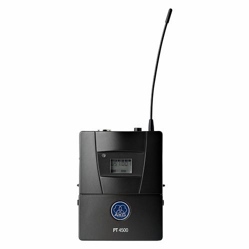 AKG Professional wireless bodypack transmitter , rugged metal housing
