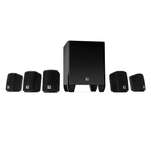 JBL Cinema 510 Speaker - System
