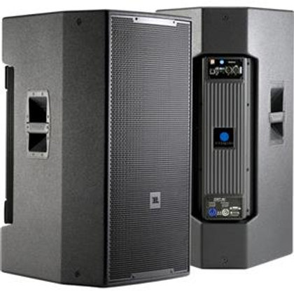 "JBL VP7315/64DPDA Powered 15"" 3-Way Integrated Loudspeaker System"