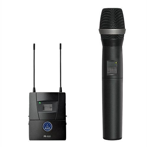 AKG PR4500 HT Set BD3 Wireless News Shooter Set with Microphone