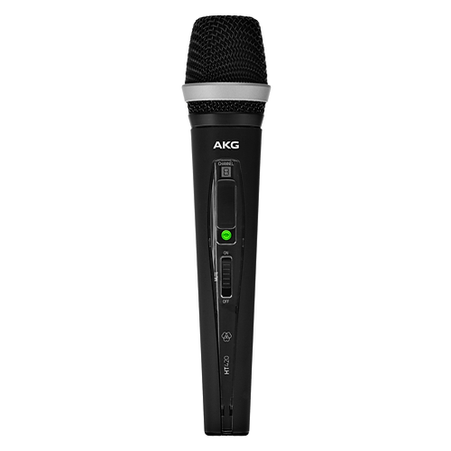 AKG HT420 Band D Professional Wireless Handheld Transmitter