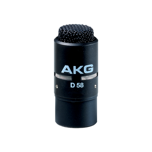AKG Small & inconspicuous close talking/paging microphone