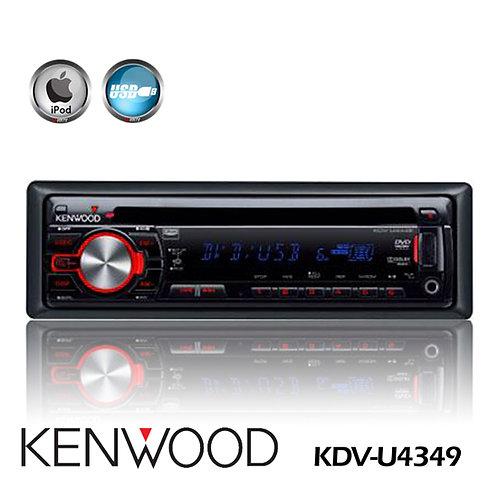 Kenwood KDV-U4349 Car Receiver