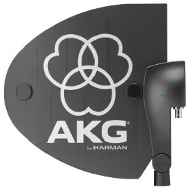 AKG Remote antenna, directional, active (4dB antenna gain + 18 dB amplifier)