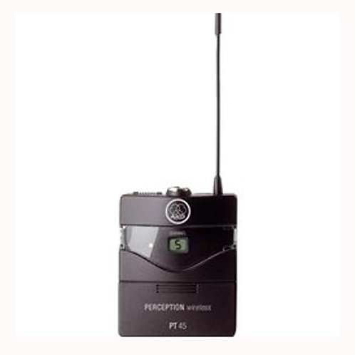 AKG Pocket transmitter, Perception Wireless 45 single component