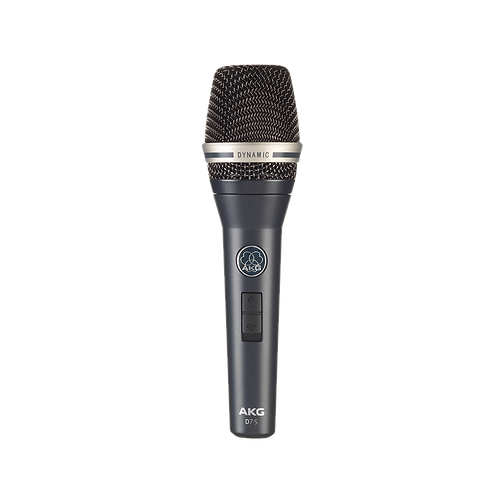 AKG D7 DYNAMIC VOCAL MICROPHONE WITH ON/OFF SWITCH