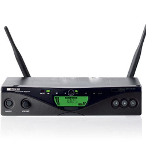 AKG SR 470, Reciever B6, 863.1-864.9 MHz