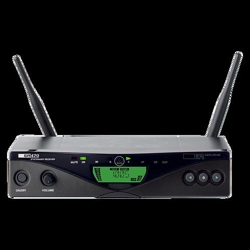 AKG Wireless stationary receiver, rack mount unit