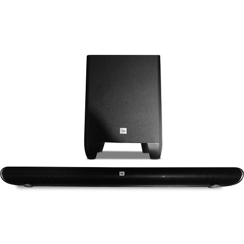 JBL Cinema SB350/230 Home cinema 2.1 soundbar with wireless subwoofer