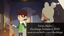 Visionner la bande démo dessins animés de Simon Herlin