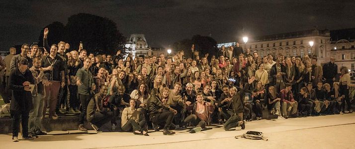 Rejoindre le Staff EIAP Team Erasmus Paris