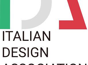 Logo IDA Italian Design Association Vert