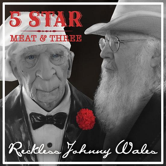 5 Star Meat & Three CD