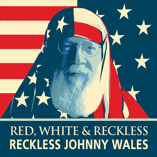 Red, White & Reckless CD