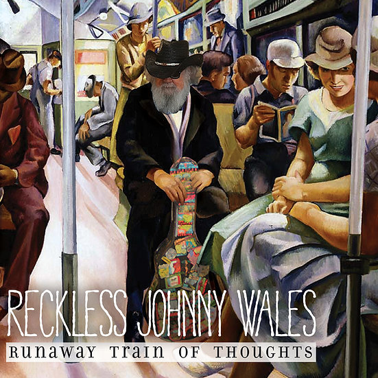 Runaway Train of Thoughts CD