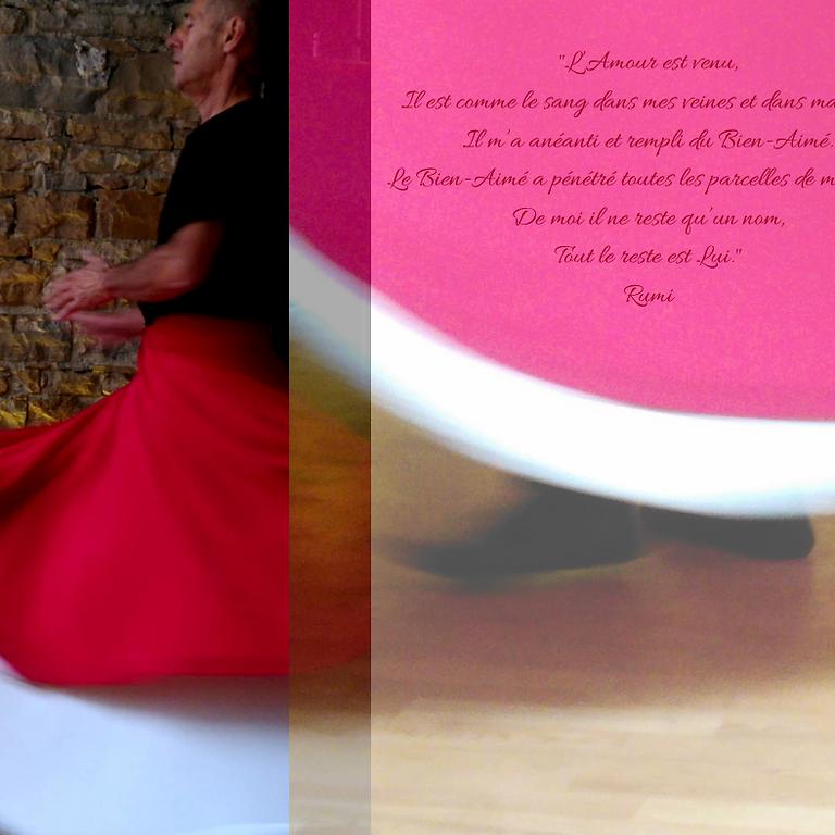 Lundis hebdomadaires - Danse soufie