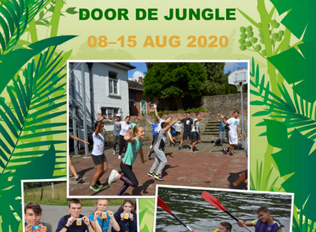 Themakamp augustus 2020