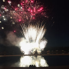 Canada Day Fireworks at CherryHill Living