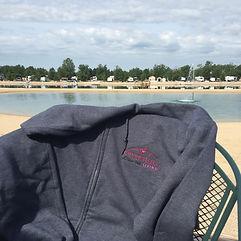 CherryHill Living 10-year club membership sweater