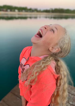 HM - Girl Laughing
