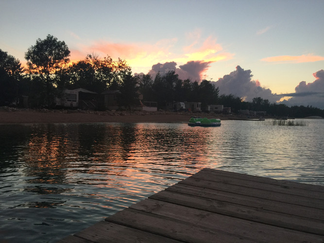 Sunset at CherryHill