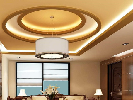 Know Which False Ceiling Type is Perfect for Your Home.