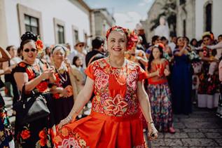 Mariage a Oaxaca