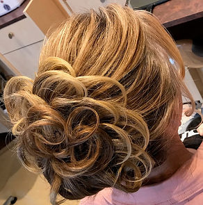 example of hair style