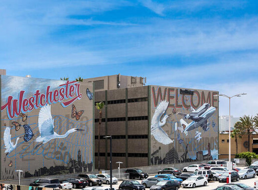 Otis College Program Leads to One of the Largest Murals in Los Angeles