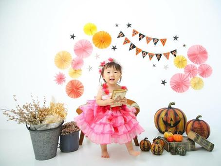 ユノちゃん*1歳のお誕生日*