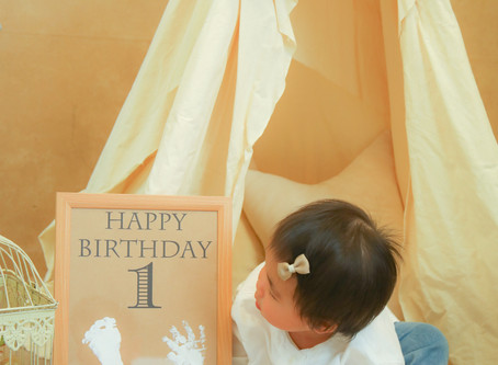 イチハちゃん*お誕生日*