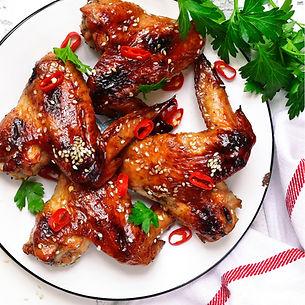 Shoogies Spicy Asian Wings
