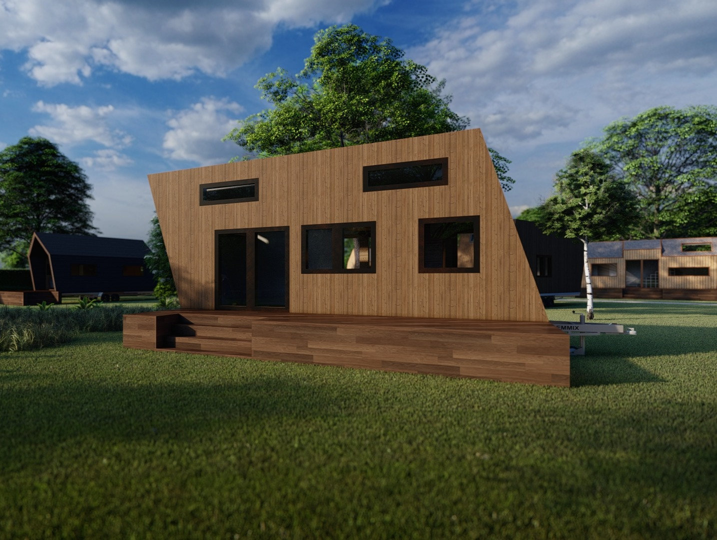 Standard Tiny house
