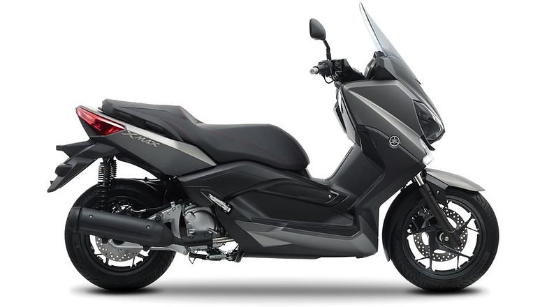 Yamaha xmax 125 scooter rental