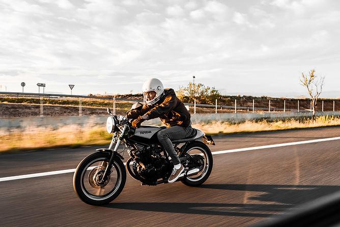 Yamaha XS400 Caferacer