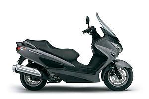 Suzuki Burgman 125 Scooter Rental Barcel