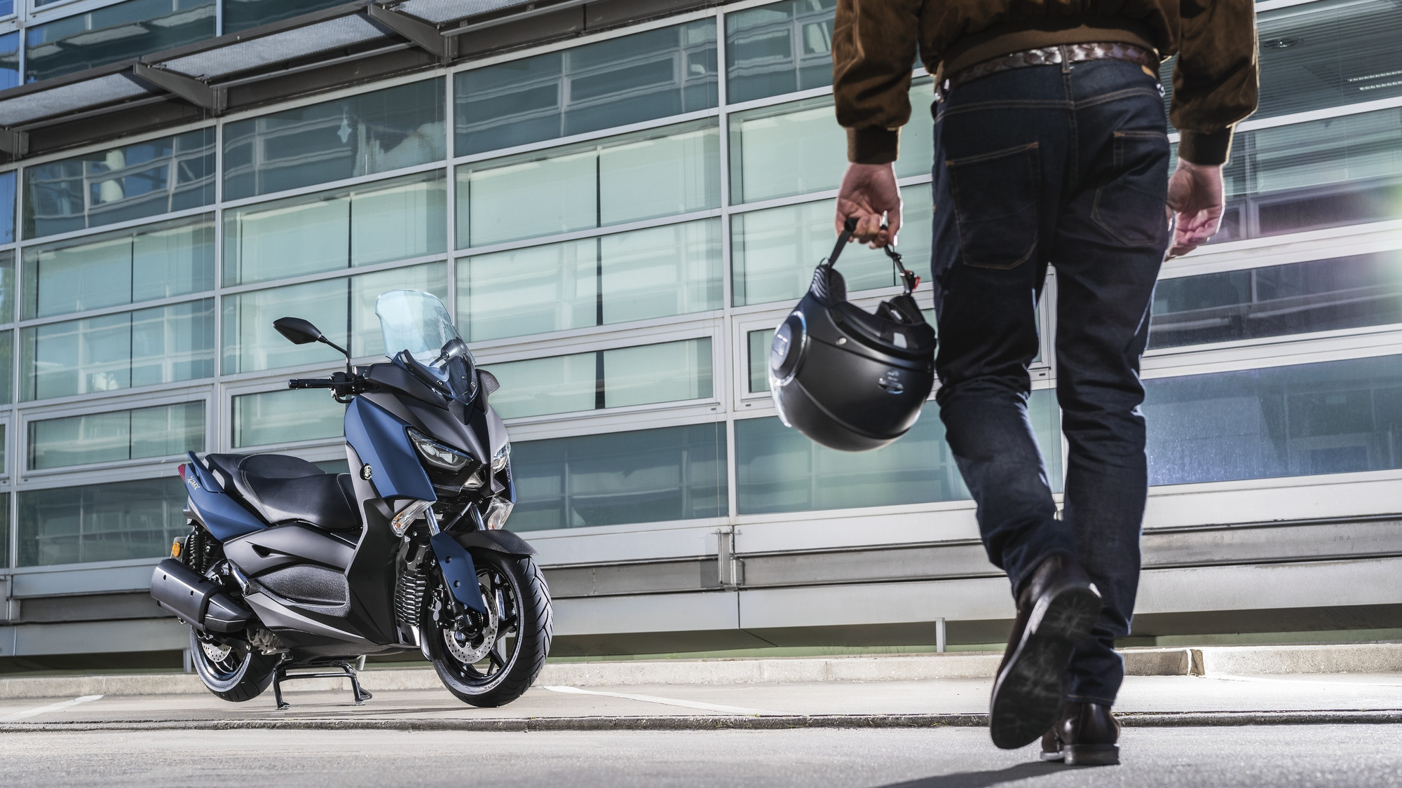 Scooter 1 Month Rental Package