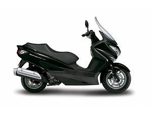 Suzuki Burgman 200 Rental Scooter Barcel