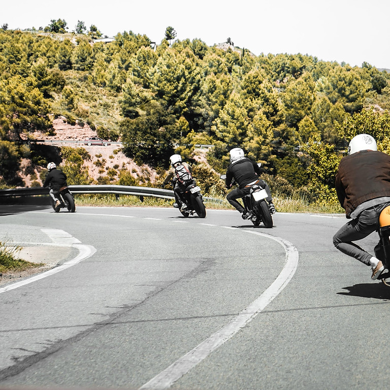 MOTO TOUR COSTA BRAVA