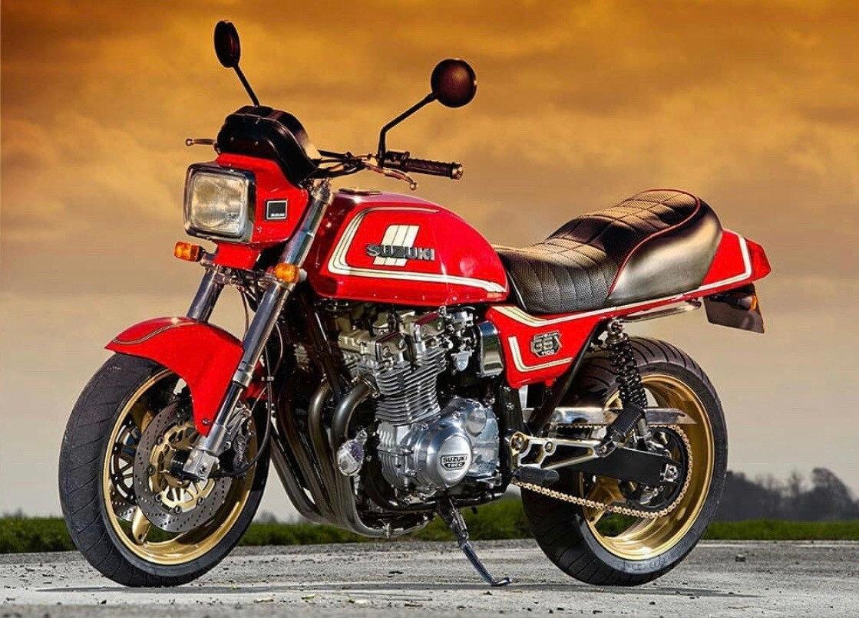 Suzuki GSX 1100 - Location: BARCELONA