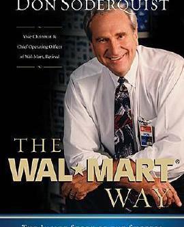 The Walmart Way - Don Soderquist