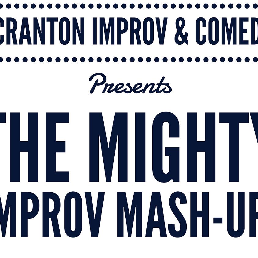 FRINGE Show: The Mighty Improv Mash-up! @ Scranton Fringe Festival